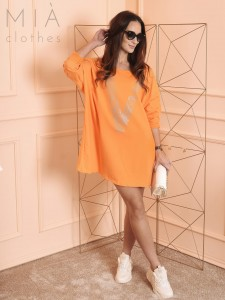 BLUZA TUNIKA SORA ORANGE